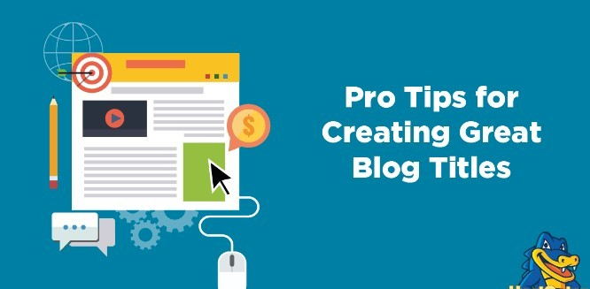 Great Blog Titles